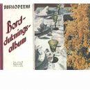 Husmoderns Bord-duknings album - Red.