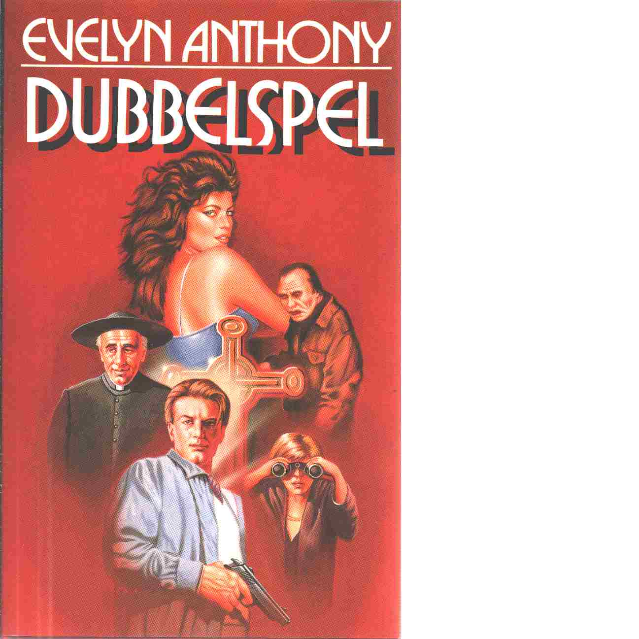 Dubbelspel - Anthony, Evelyn