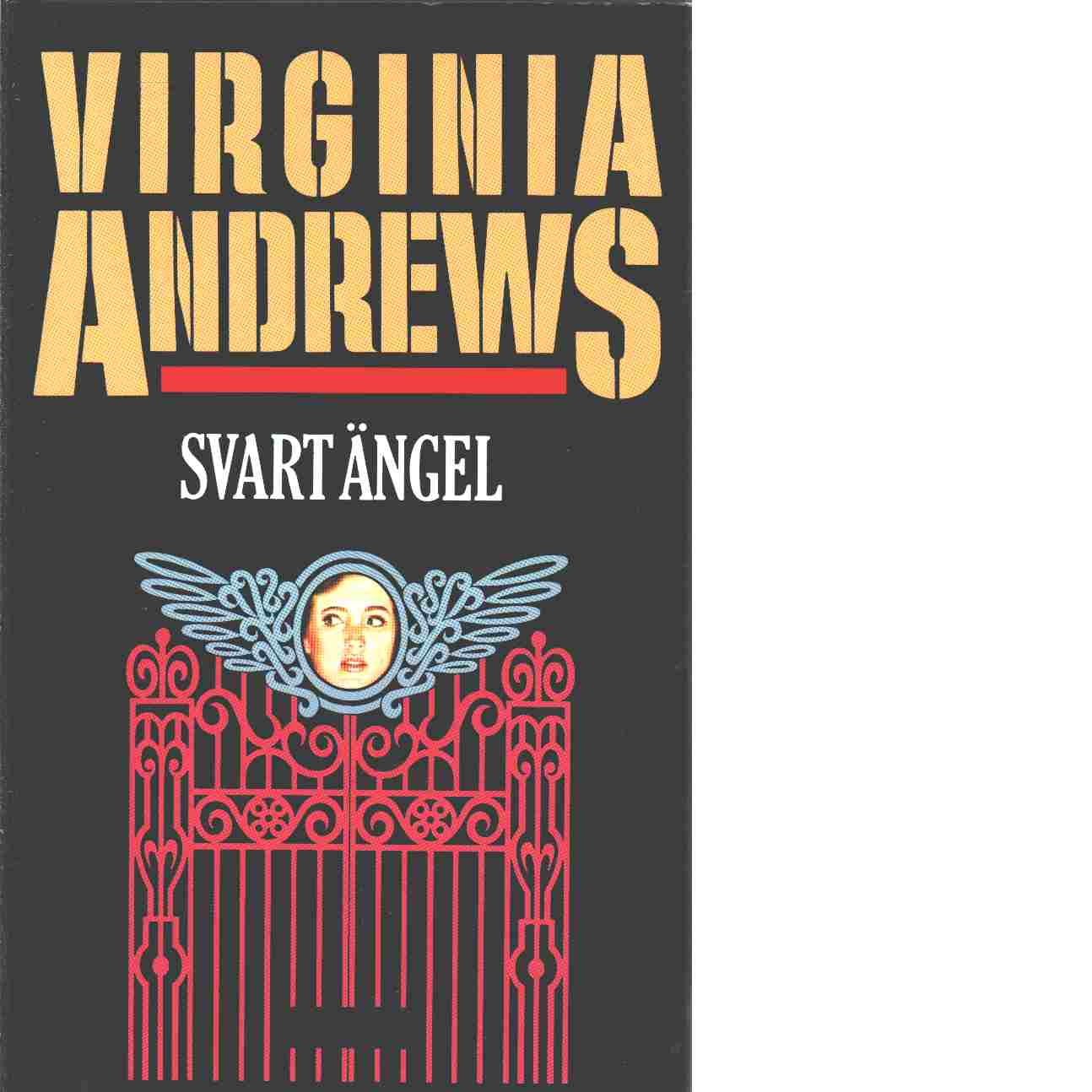 Svart ängel - Andrews, Virginia