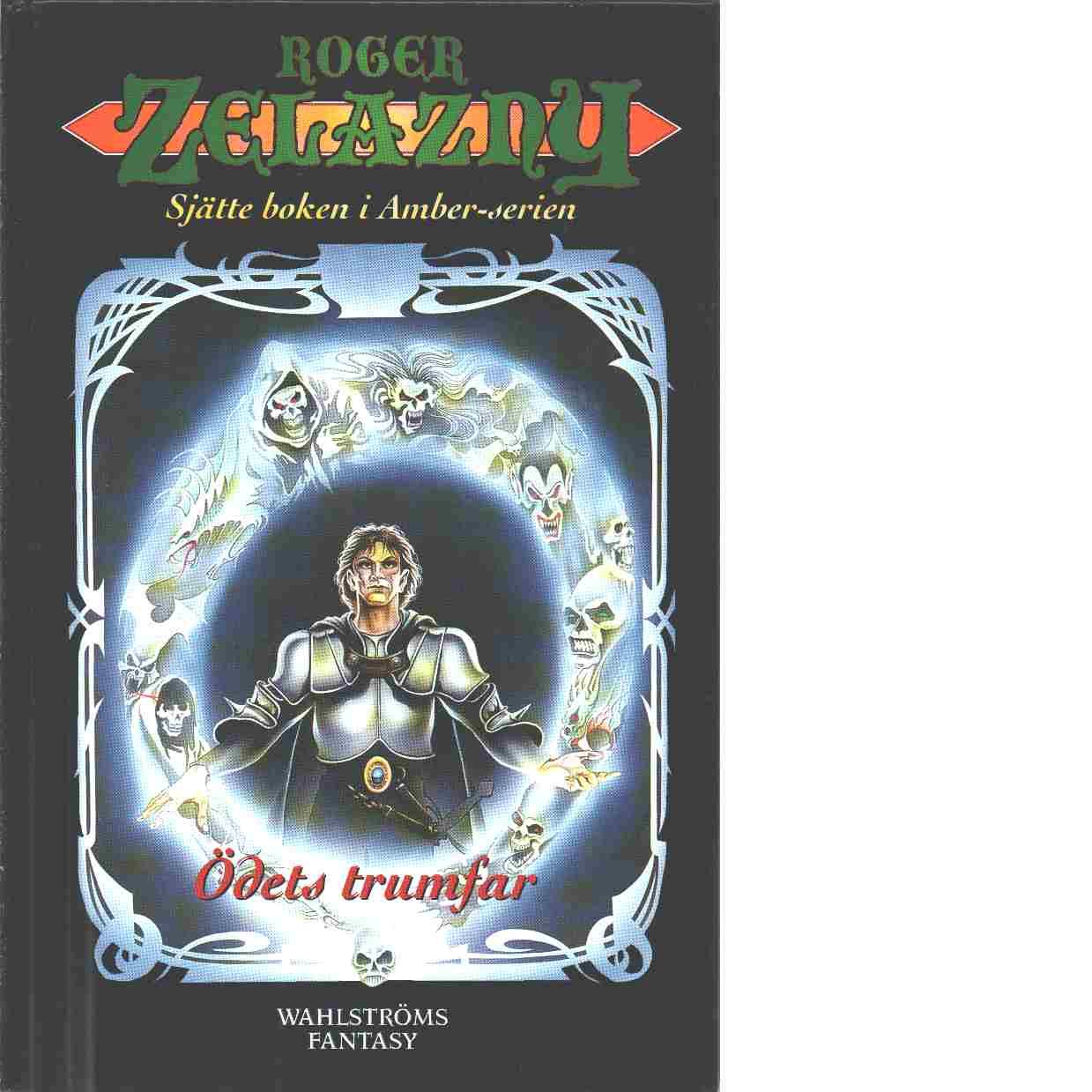 Vapen från Avalon : Amber-serien nr 2 - Zelazny, Roger