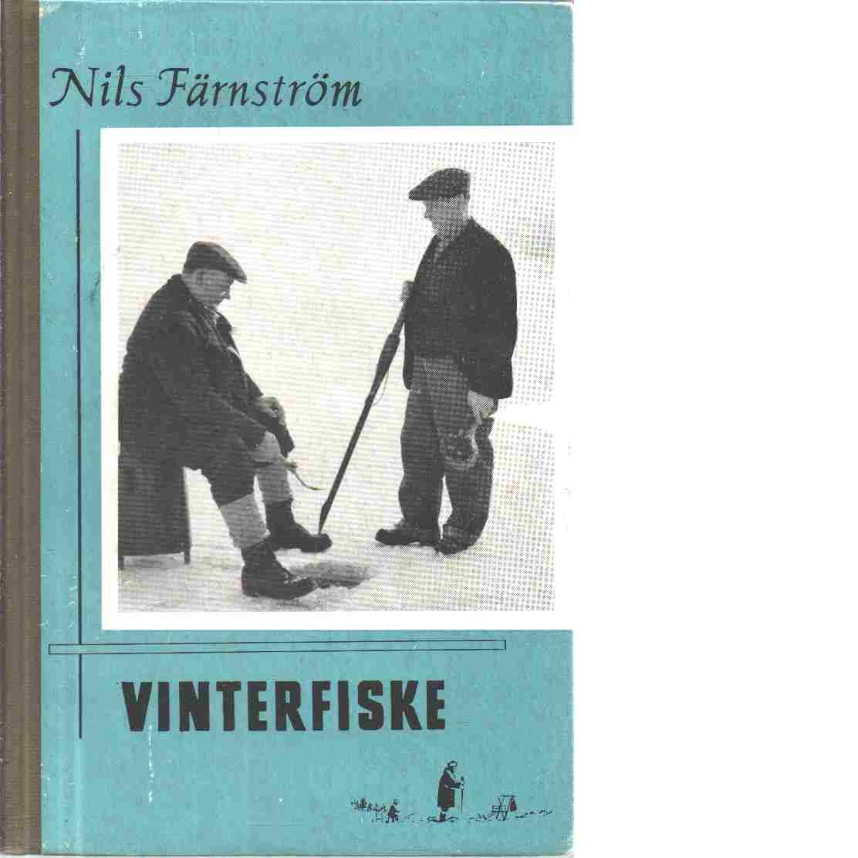 Vinterfiske - Färnström, Nils