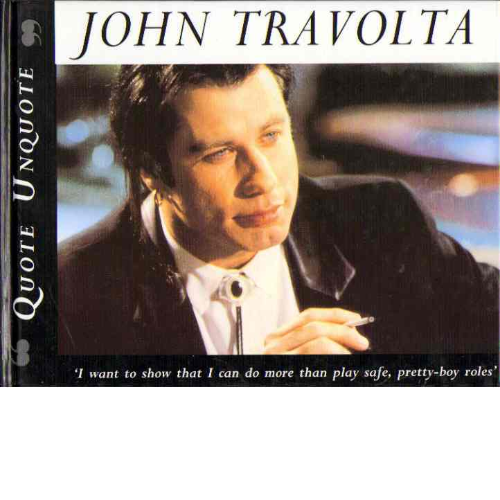 John Travolta Quote Unquote - Mccabe, Bob