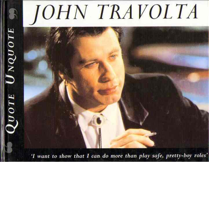 John Travolta Quote Unquote - Mccabe, Bob