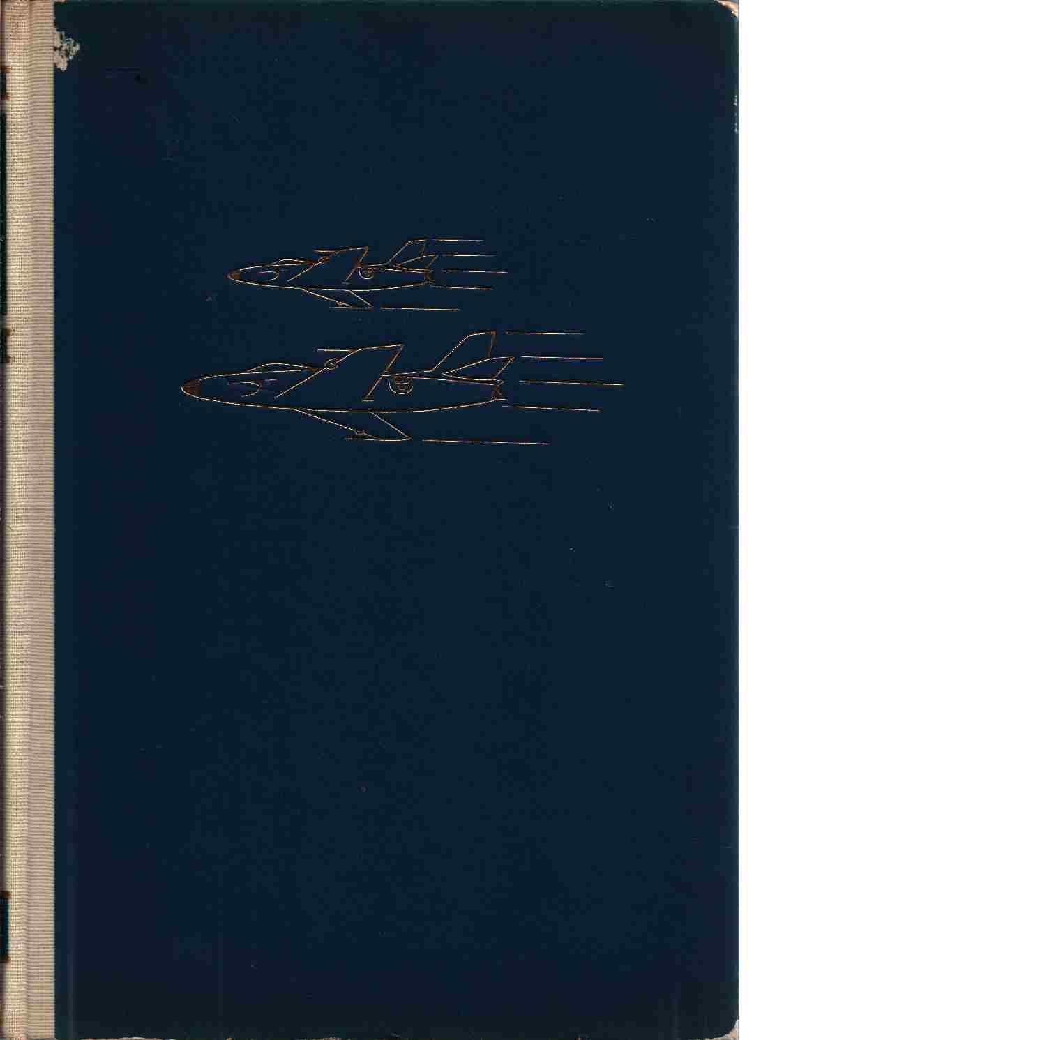 Ett år i luften : flygets årsbok 1955 - Red.