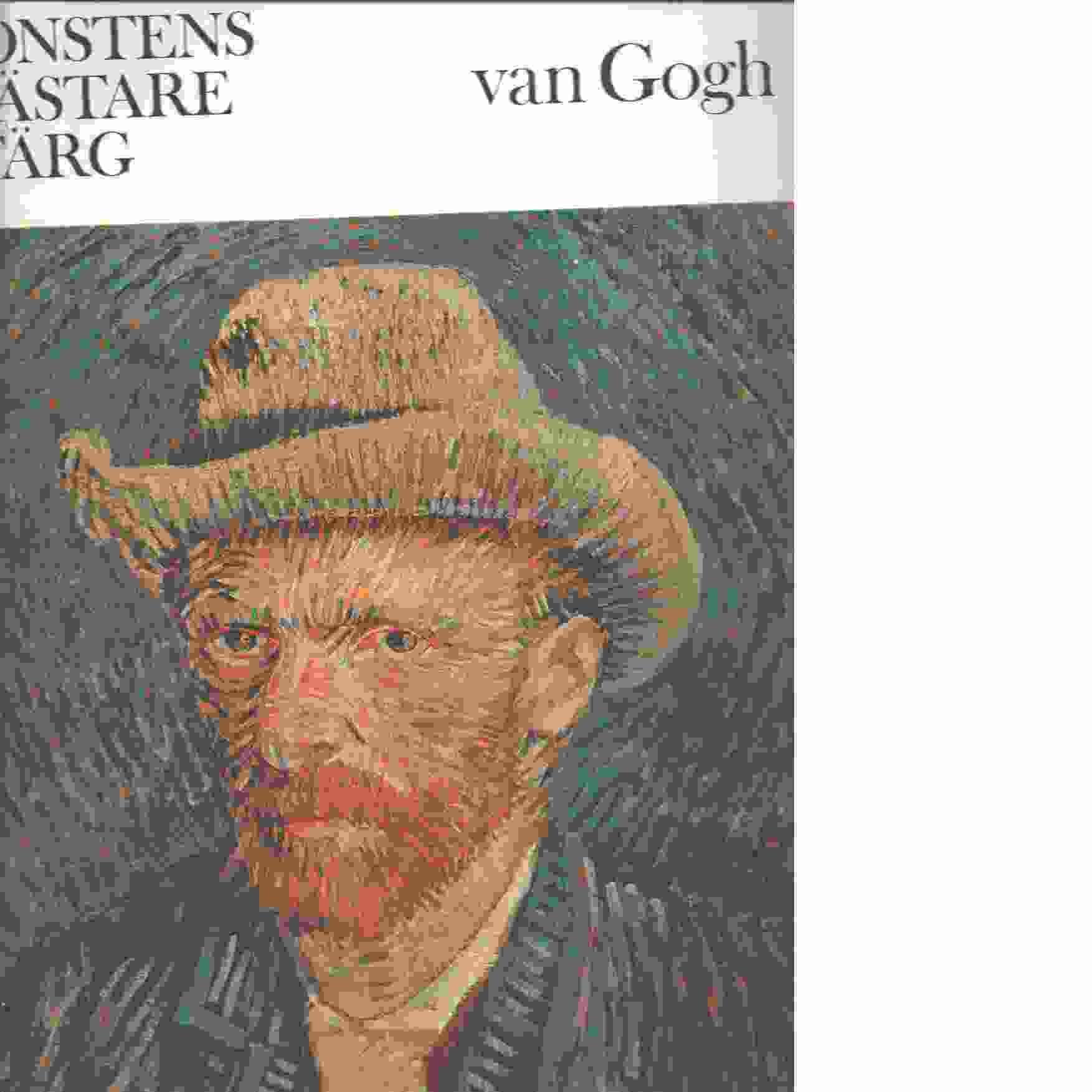 Konstens mästare i färg. 2, van Gogh - Karling, Sten och Martini, Alberto