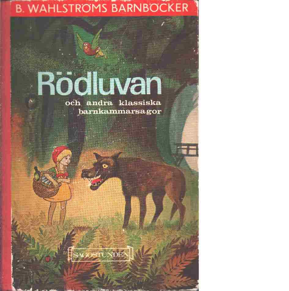 Rödluvan och andra klassiska barnkammarsagor - Nordqvist, Liv