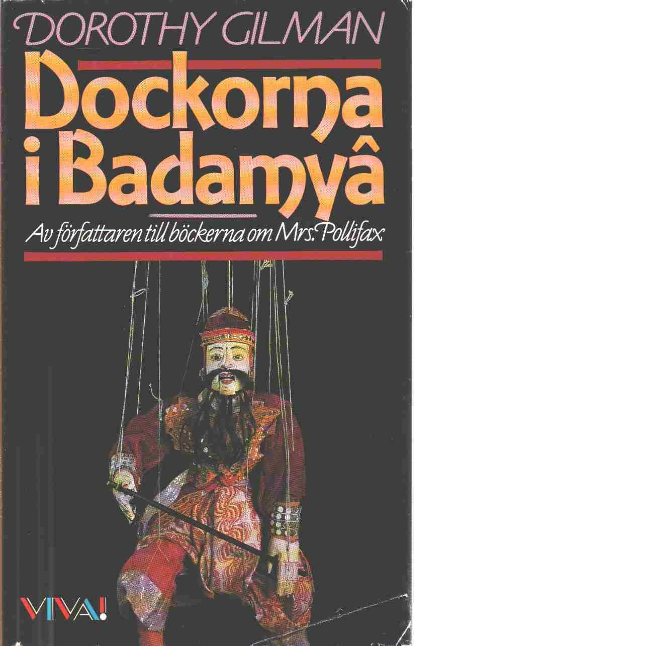 Dockorna i Badamyâ - Gilman, Dorothy