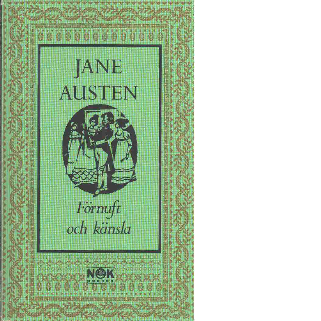 Förnuft och känsla - Austen, Jane