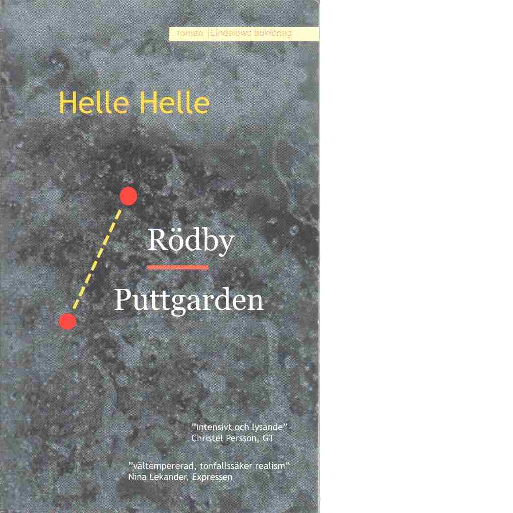 Rödby-Puttgarden : roman - Helle, Helle