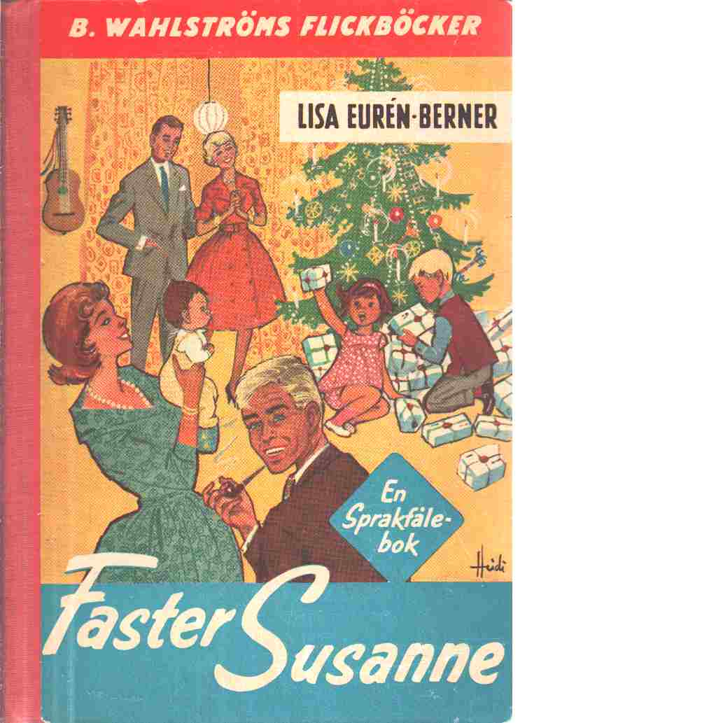Faster Susanné - Eurén-Berner, Lisa