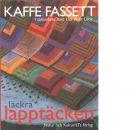 Läckra lapptäcken : design och mönster - Fassett, Kaffe och Lucy, Liza Prior