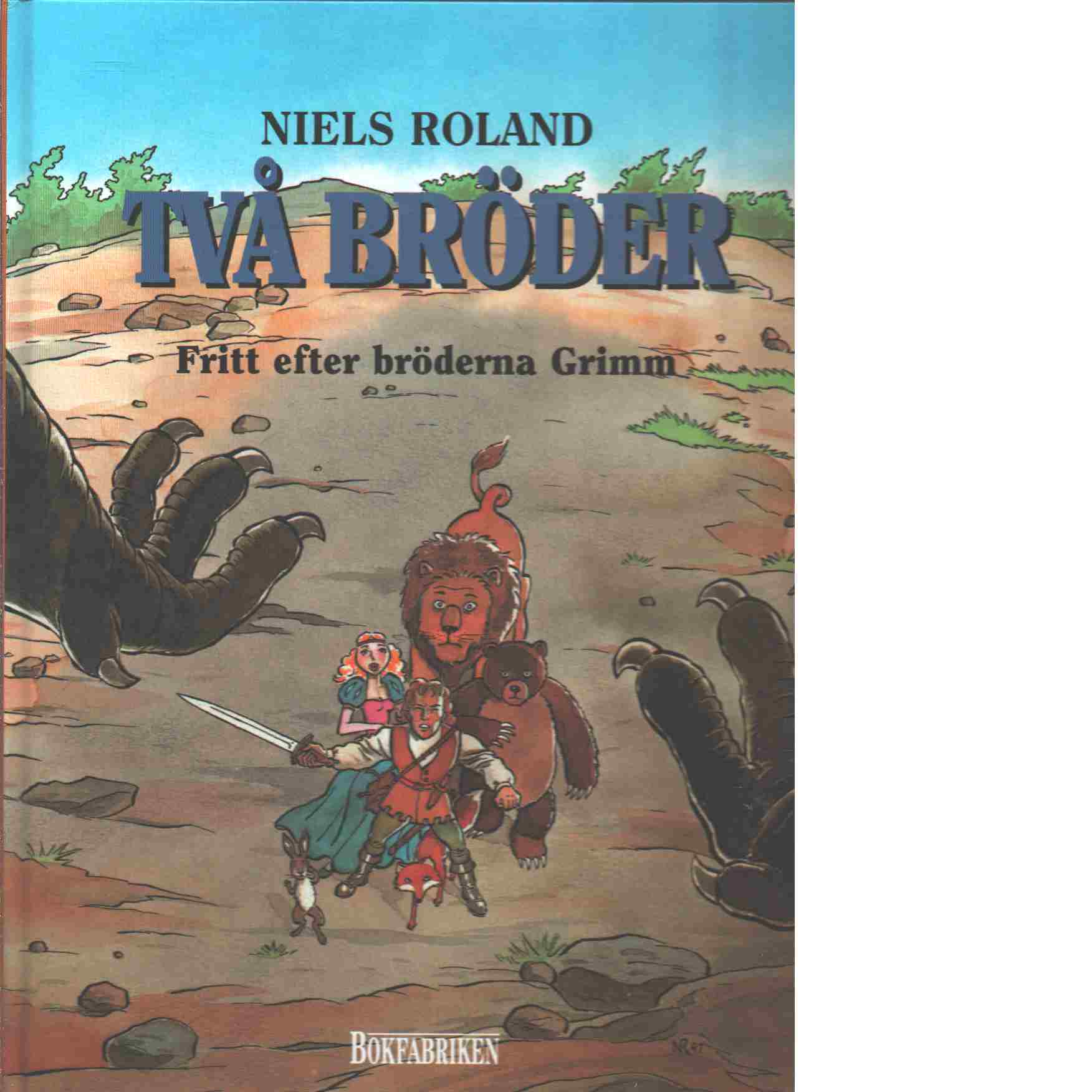 Två bröder - Roland, Niels