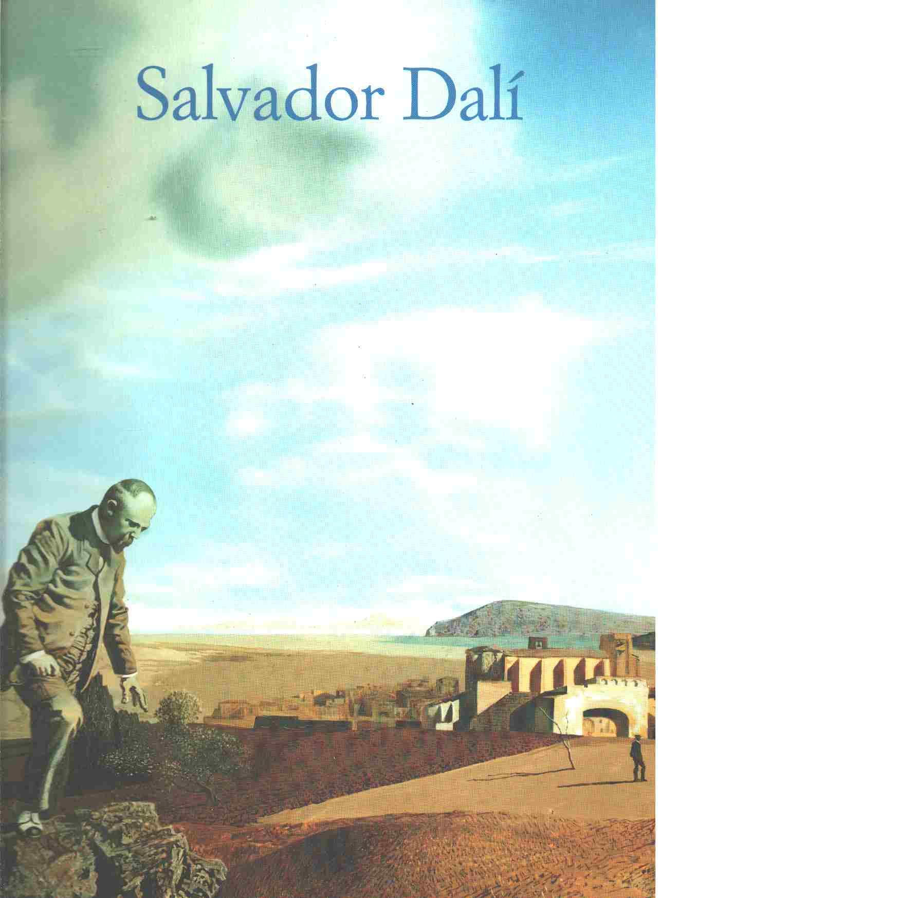 Salvador Dalí : 1904-1989 : excentriker och geni - Maddox, Conroy