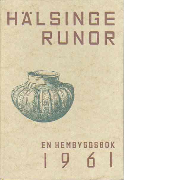 Hälsingerunor 1961 - Red.