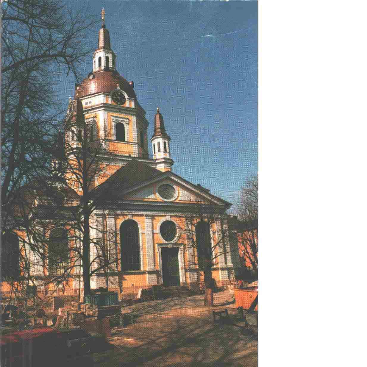 Katarina kyrka maj 1990-maj 1995 - Wigardt, Gaby