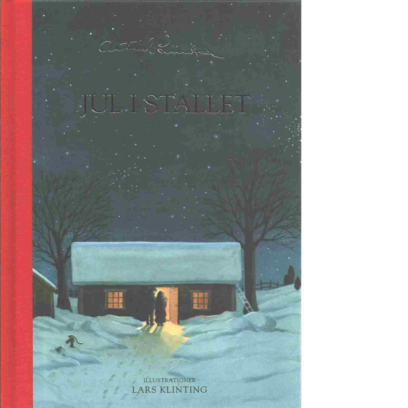 Jul i stallet - Lindgren, Astrid