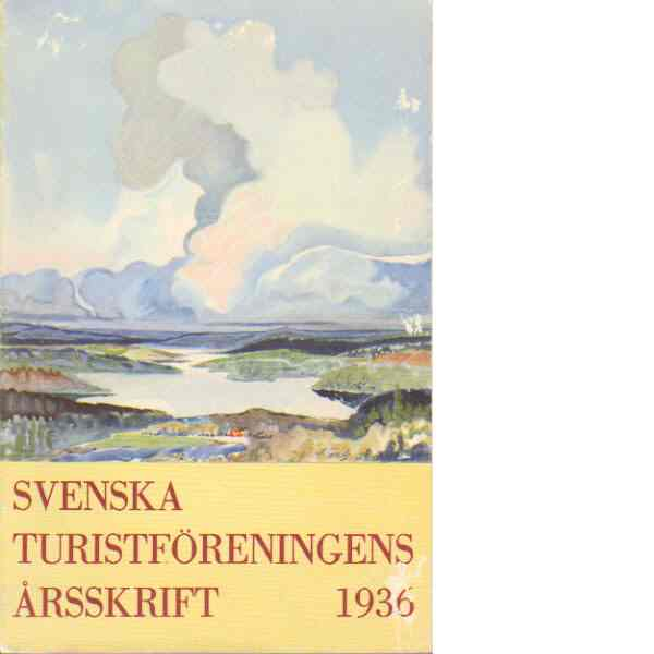 STF:s årsskrift 1936 - Dalsland - Red.