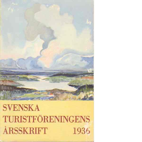 STF:s årsskrift 1936 - Dalsland - Red.