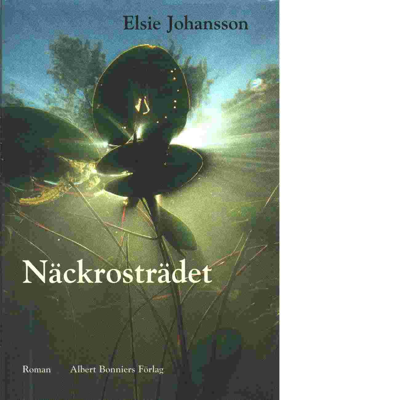 Näckrosträdet - Johansson, Elsie