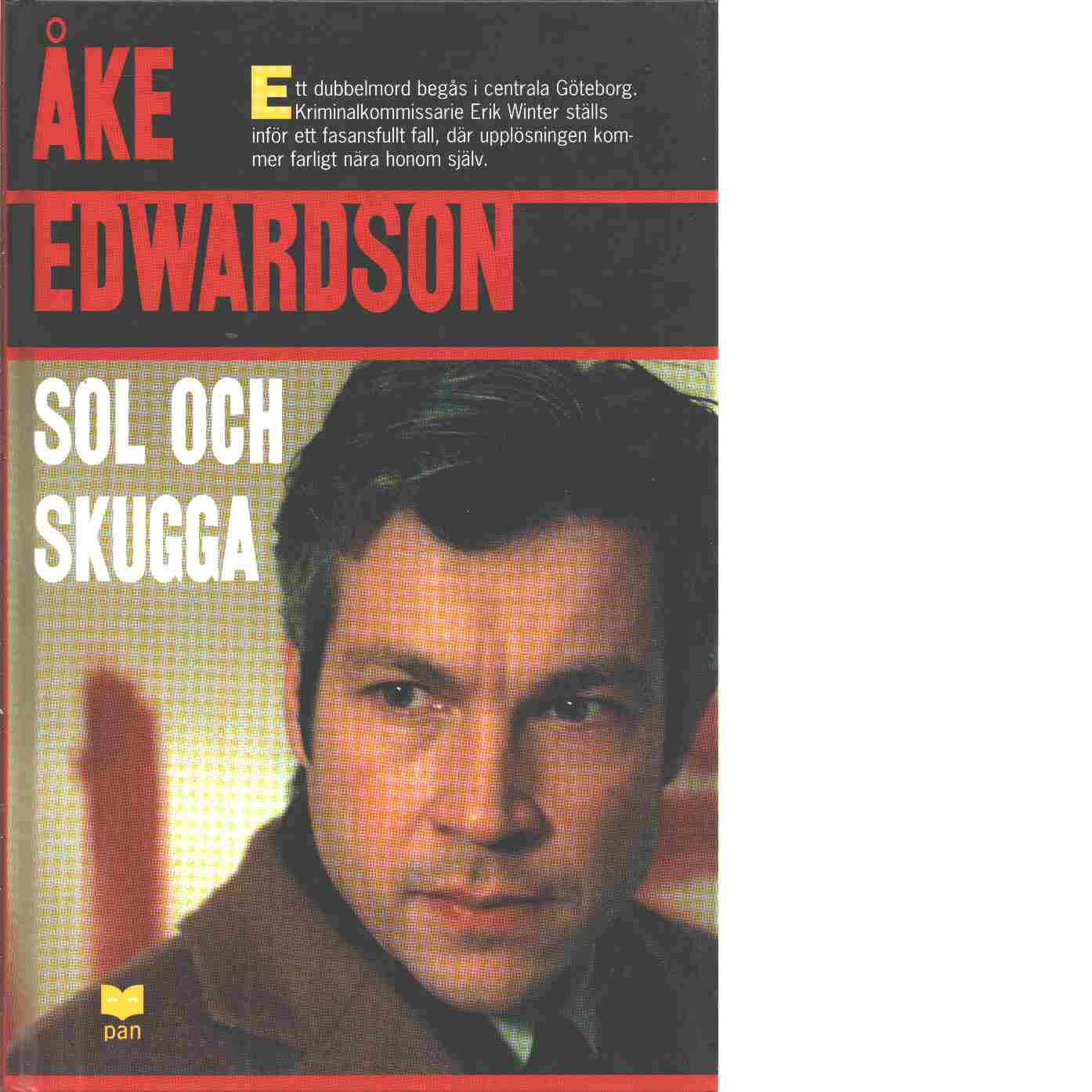 Sol och skugga - Edwardson, Åke