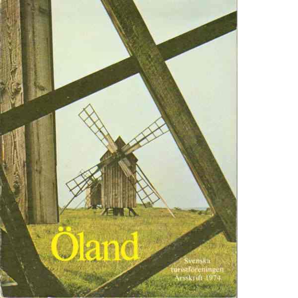 STF:s årsskrift 1974 - Öland - Red.