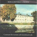 Berggrenska gården : centrum för turism och konsthantverk - Helgesson, Väinö