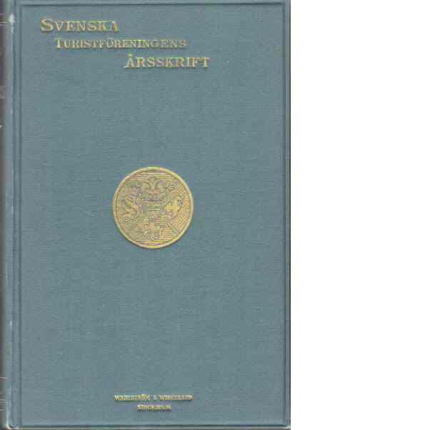 STF:s årsskrift 1921 - Red.