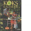 Vår kökskalender 1989 - Red.