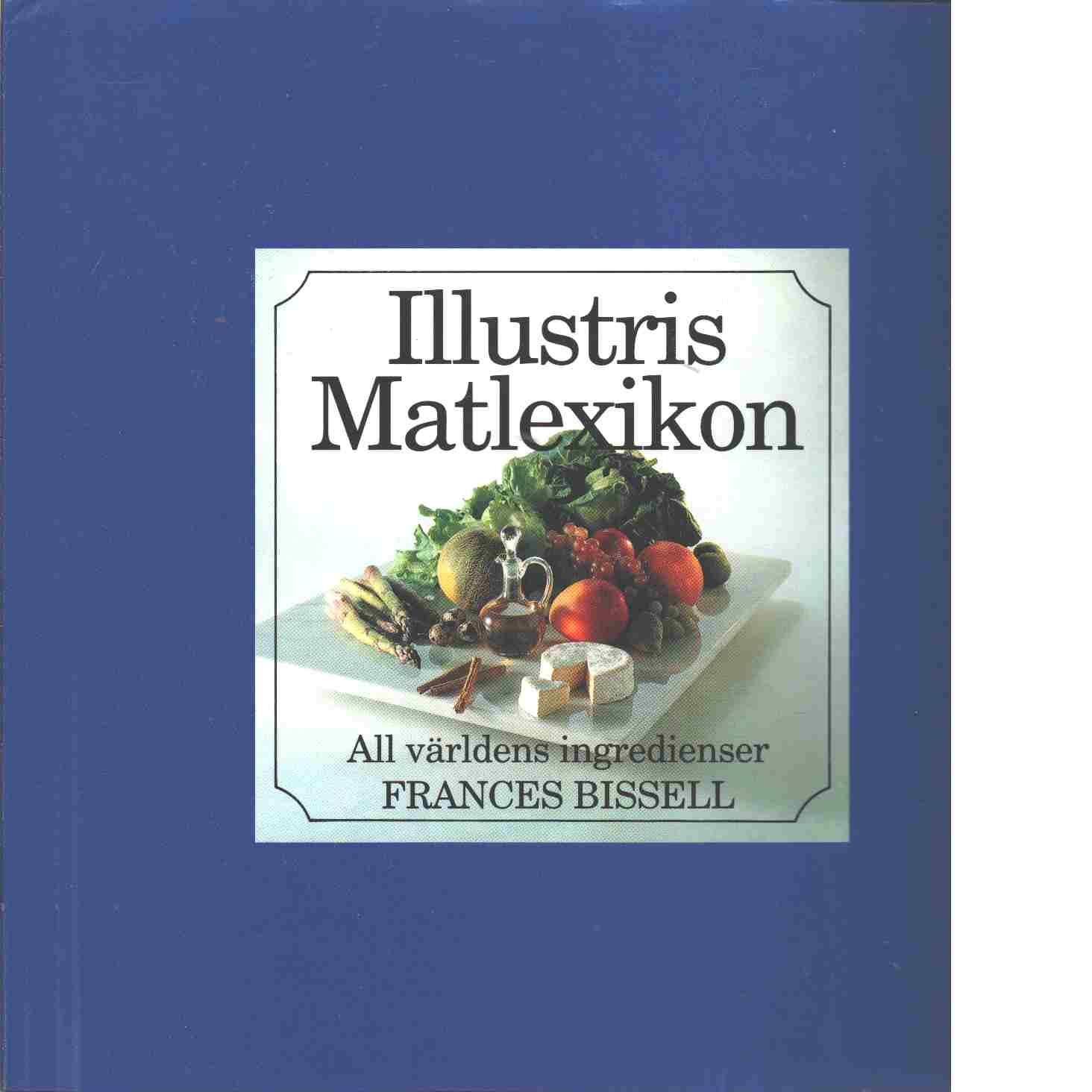 Illustris matlexikon - Bissell, Frances