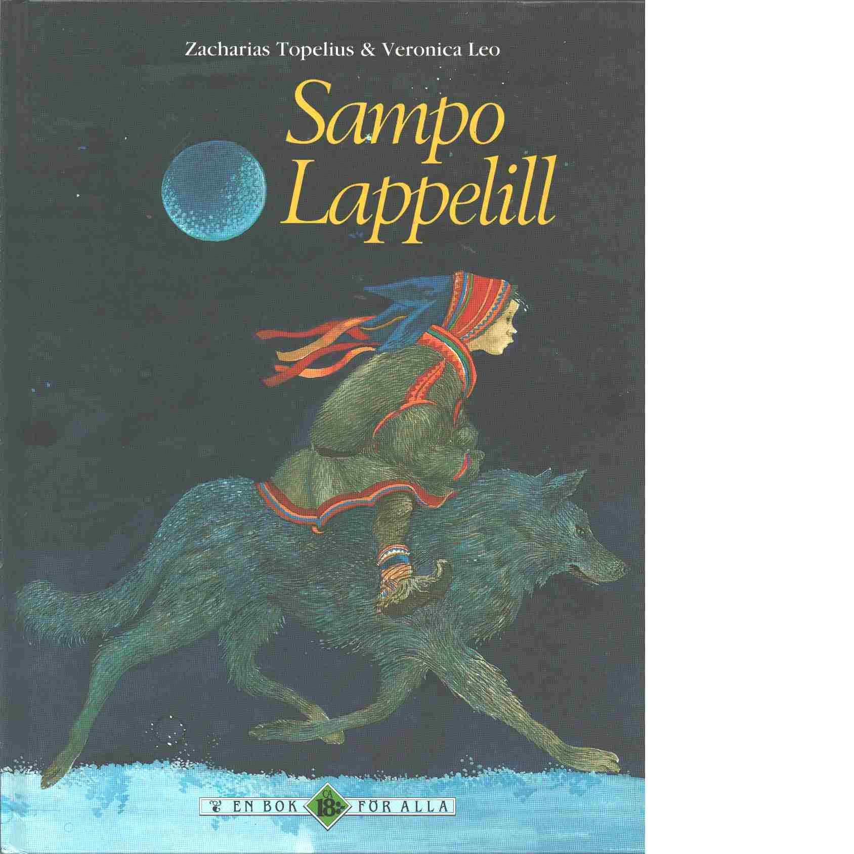 Sampo Lappelill - Topelius, Zacharias