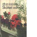 Allt om krukväxter. 1, Skötsel och råd - Red.Furusjö, Maja-Lisa