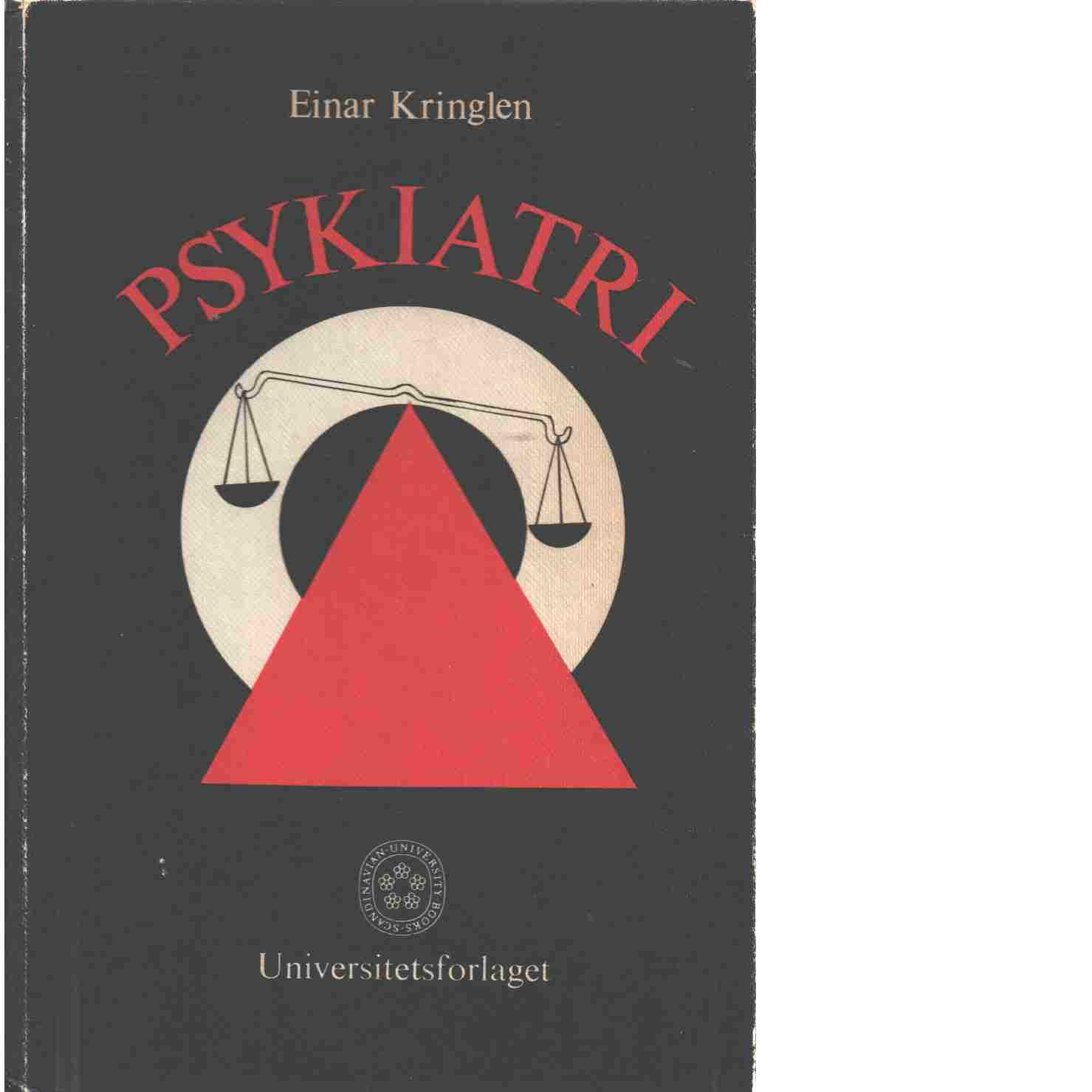 Psykiatri - Kringlen, Einar