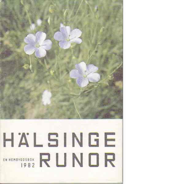 Hälsingerunor 1982 - Red.