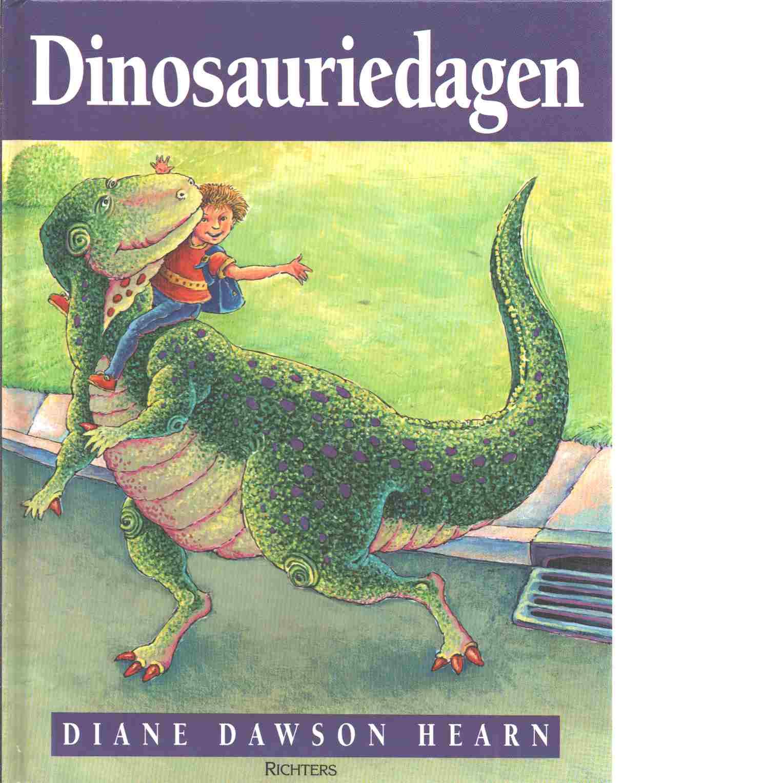 Dinosauriedagen - Hearn, Diane Dawson