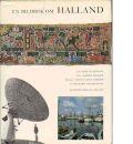 En bildbok om Halland - Nuet och hävderna - Olsson, Albert