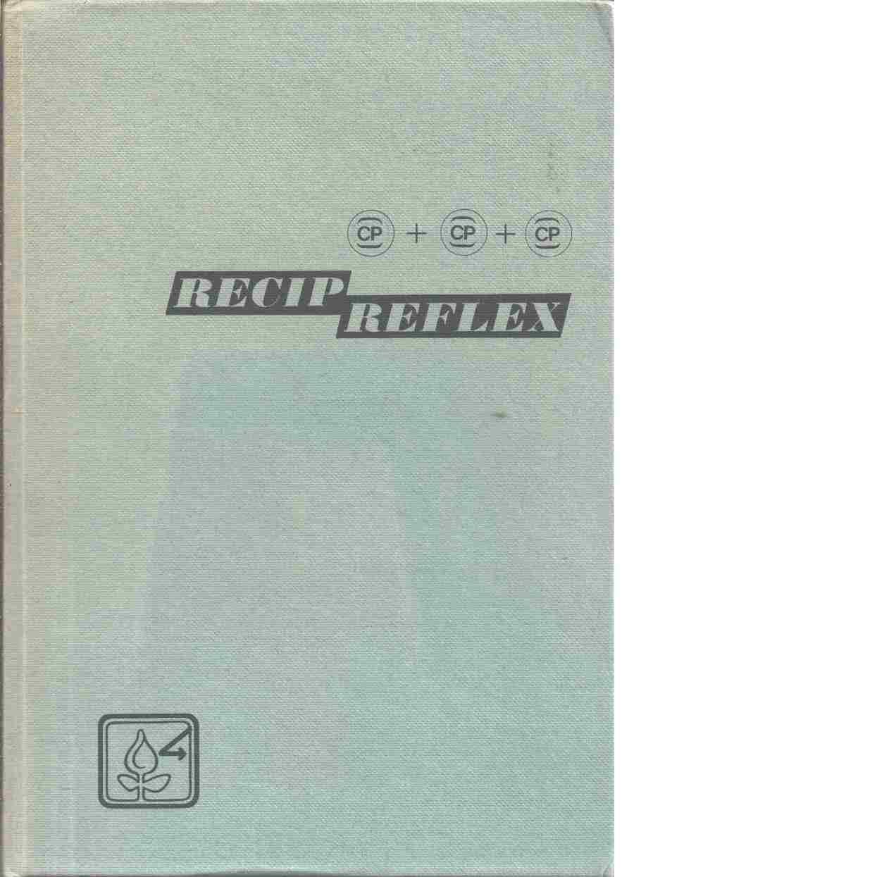 Recip reflex - Red. Recip