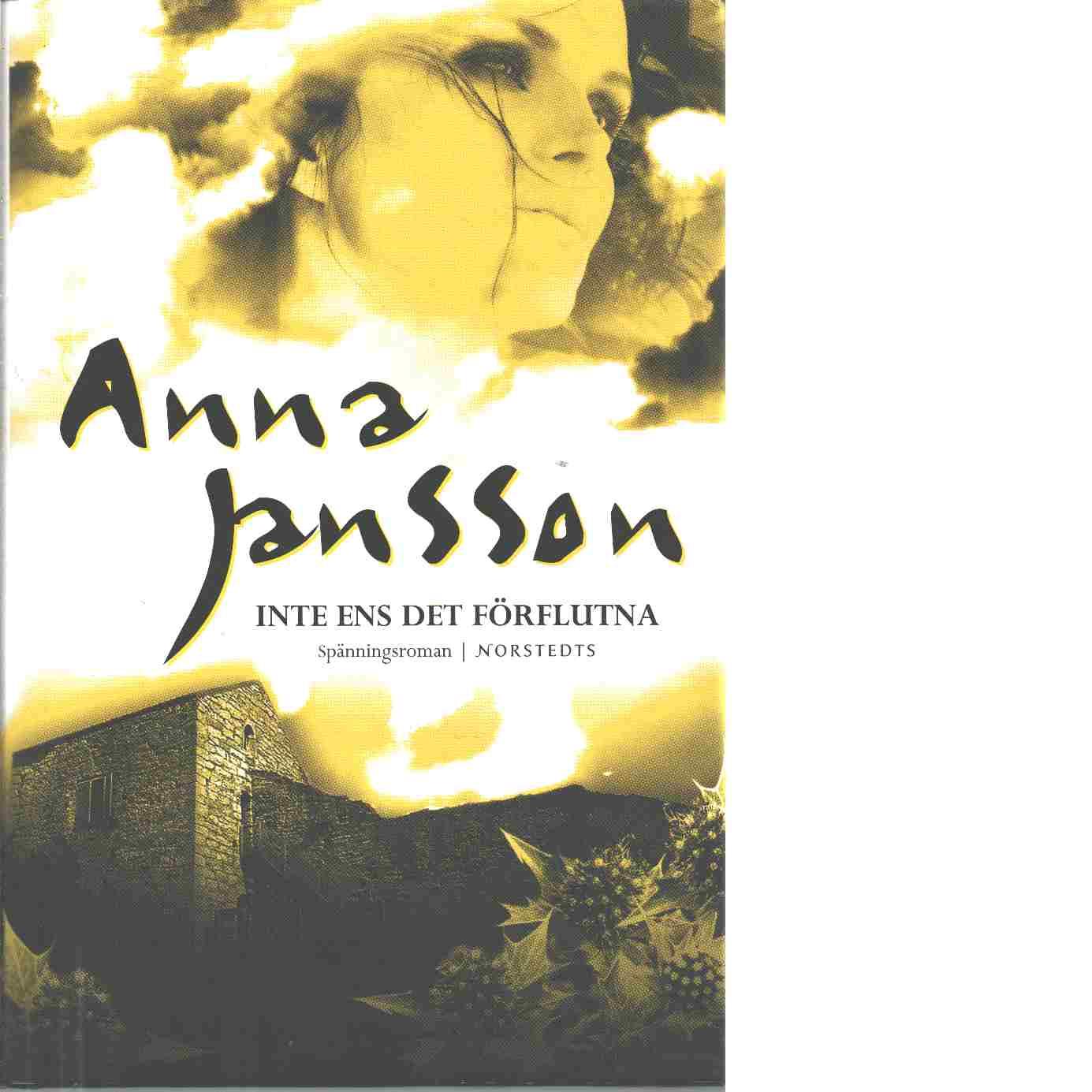 Inte ens det förflutna - Jansson, Anna