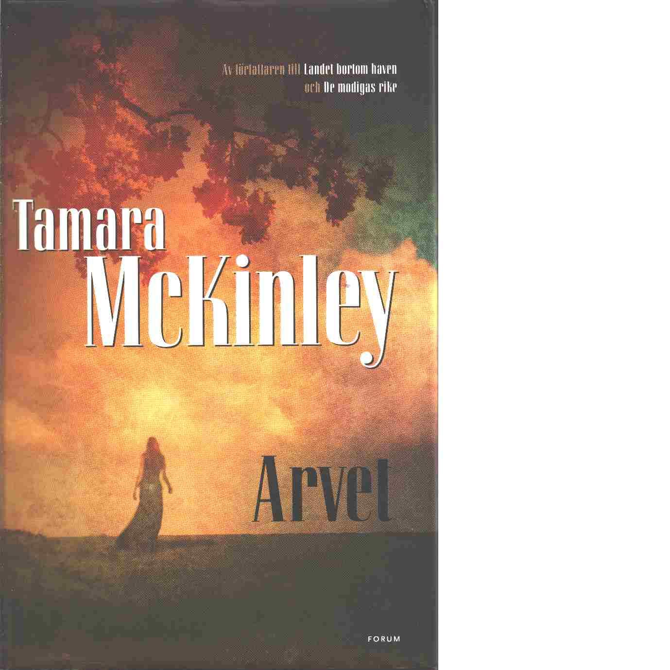 Arvet - McKinley, Tamara