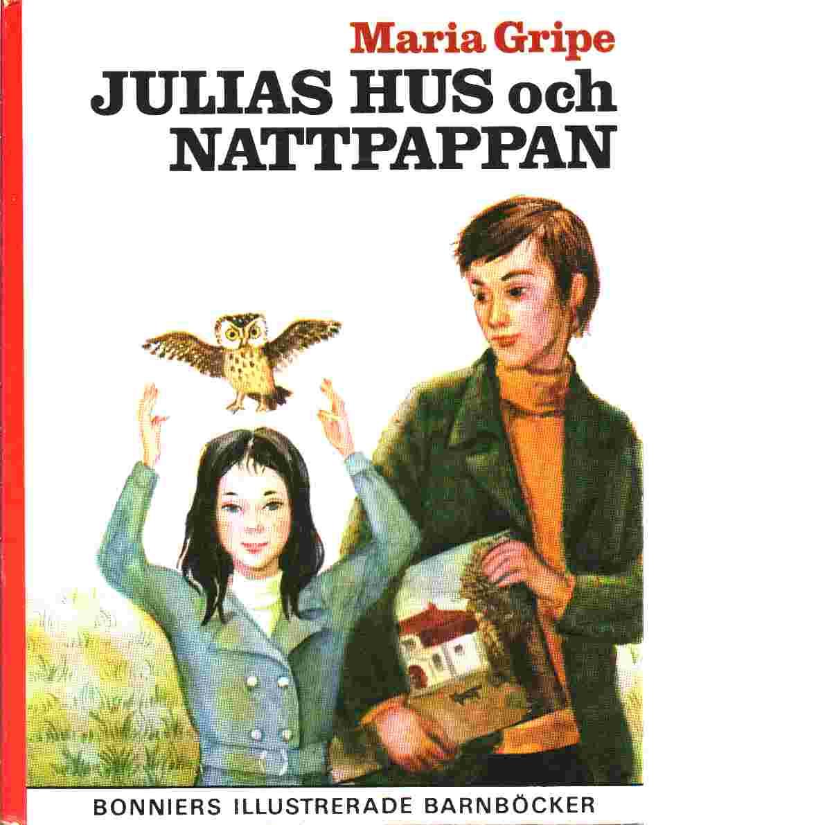 Julias hus och nattpappan - Gripe, Maria