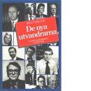 De nya utvandrarna : en bok om Englands-svenskarna - Ericson, Bengt
