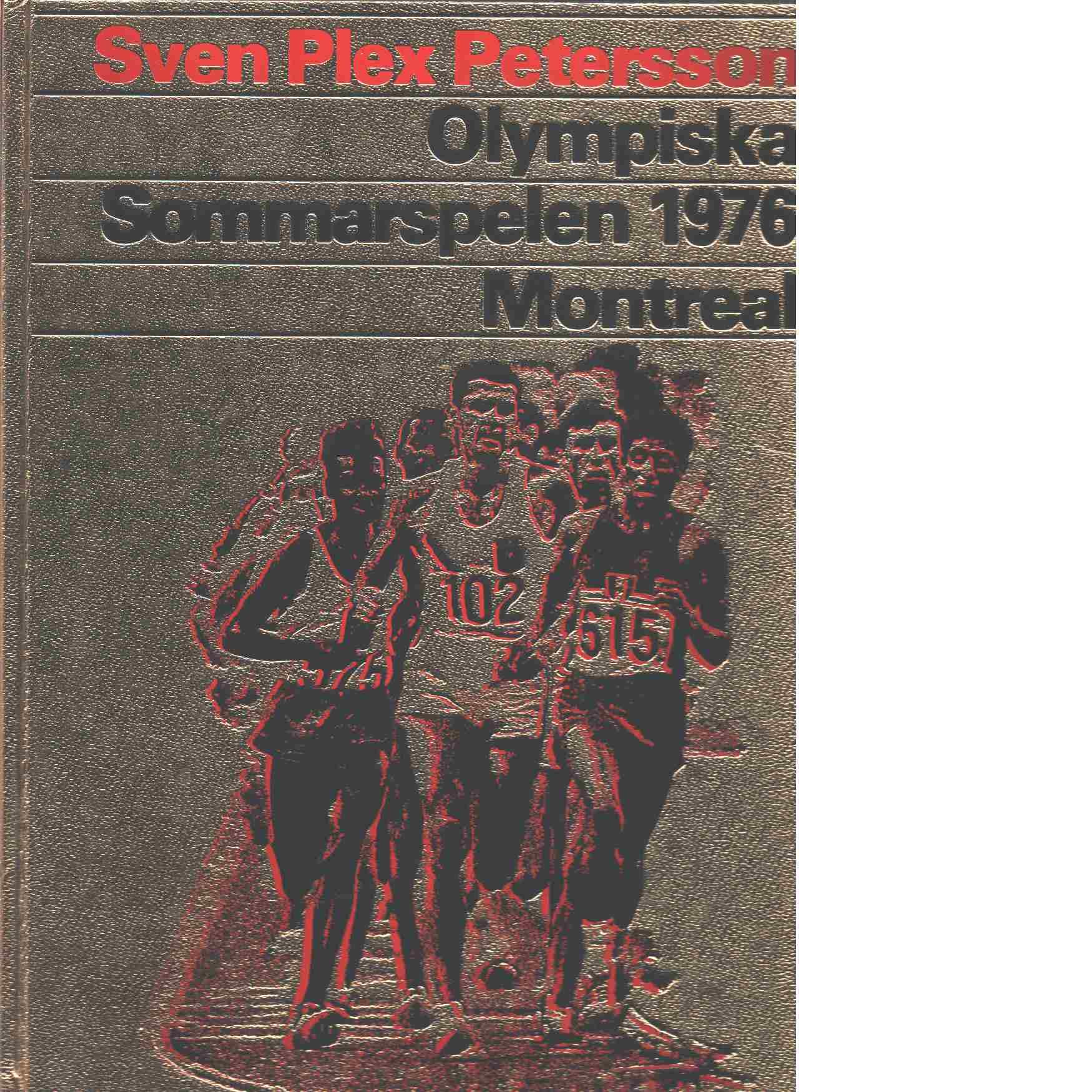 Olympiska sommarspelen 1976 Montreal - Petersson, Sven