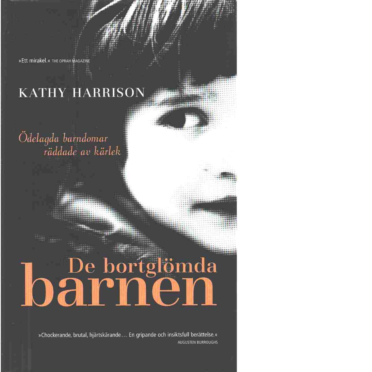 De bortglömda barnen - Harrison, Kathy