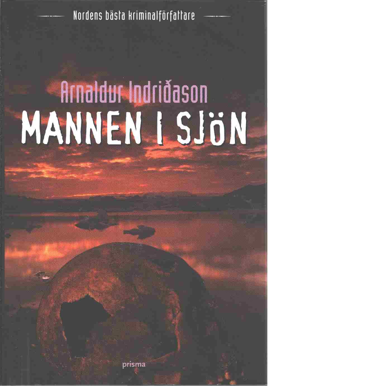 Mannen i sjön - Indriðason, Arnaldur