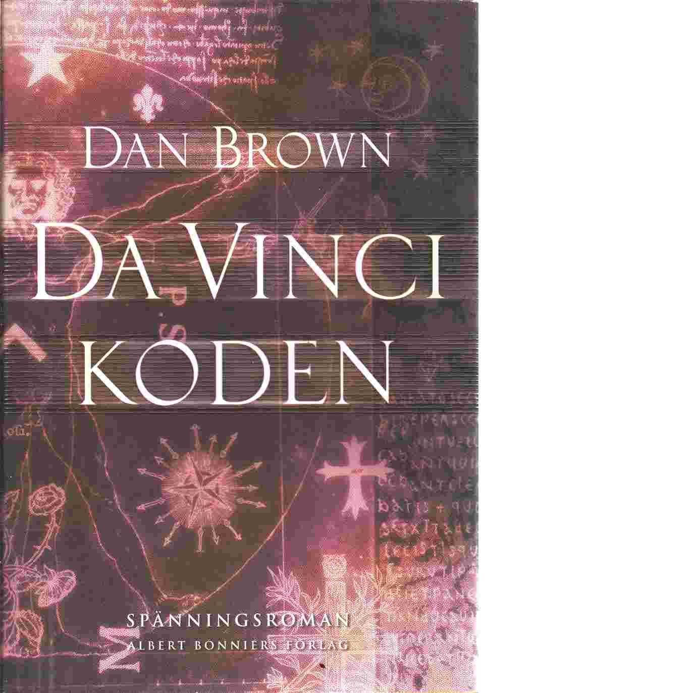 Da Vinci-koden - Brown, Dan
