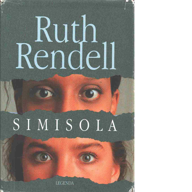 Simisola - Rendell, Ruth