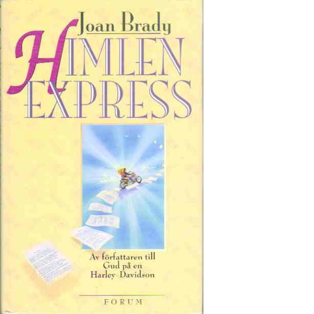 Himlen express - Brady, Joan