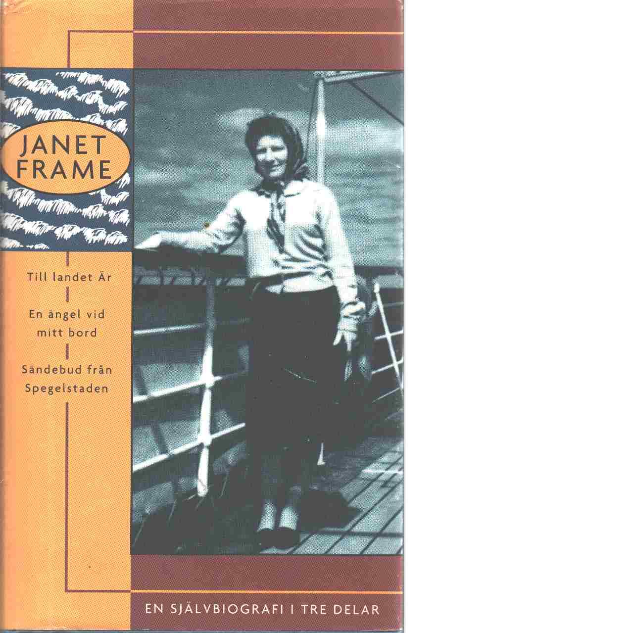 En självbiografi - Frame, Janet