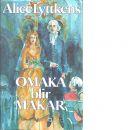 Omaka blir makar : roman från sjuttonhundratalets slut - Lyttkens, Alice