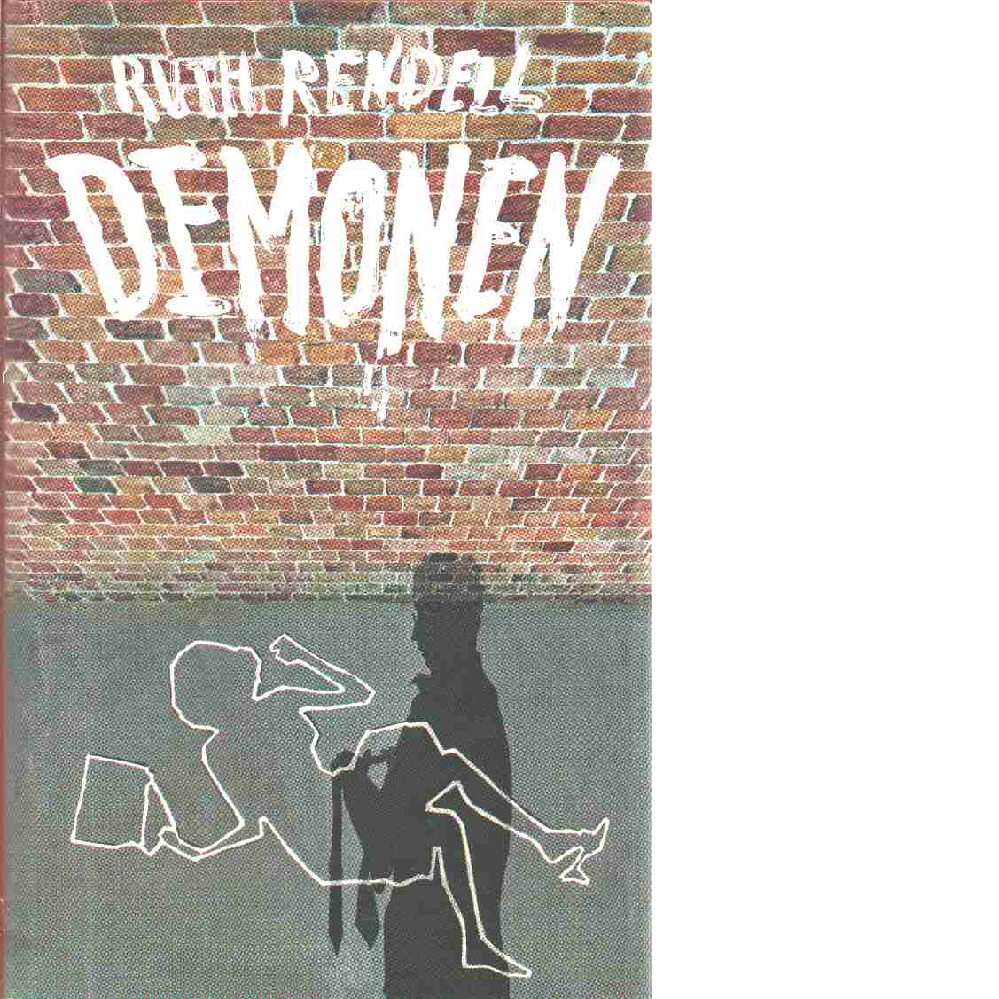 Demonen - Rendell, Ruth
