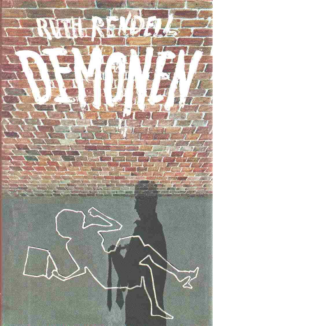 Demonen - Rendell, Ruth